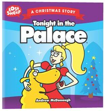 Christmas Story: Tonight in the Palace (Lost Sheep Series)
