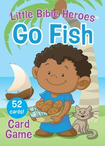 Go Fish Card Game (Little Bible Heroes Series)