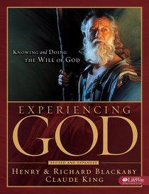 Experiencing God (Revised 2007) (Member Book)