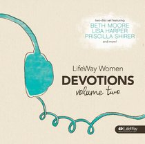 Lifeway Women Devotions Volume 2 - 12 Devotions (2 Cds)