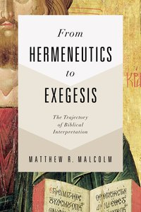 From Hermeneutics to Exegesis: The Trajectory of Biblical Interpretation