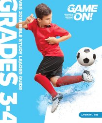 Vbs 2018 Game On! Grades 3-4 (Bible Study Leader Guide) (Vbs 2018 Game On! Series)