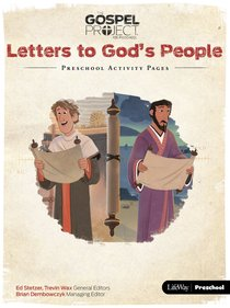 Letters to Gods People (Preschool Activity Pages) (#11 in The Gospel Project For Kids Series)