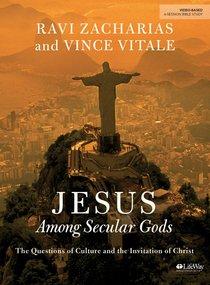 Jesus Among Secular Gods (Bible Study Book)