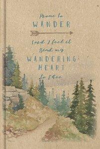 Journal: Prone to Wander, Sermon Notes Journal