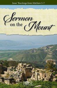 Sermon on the Mount (Rose Guide Series)