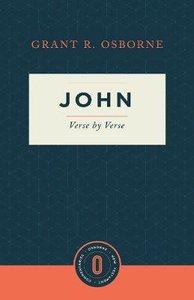 John Verse By Verse (Osborne New Testament Commentaries Series)