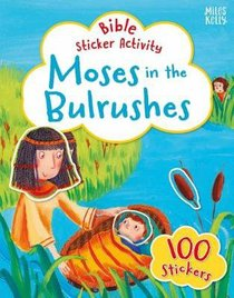 Bible Sticker Activity: Moses in the Bulrushes