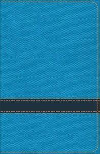 KJV Study Bible For Boys Ocean/Navy (Red Letter Edition)