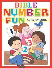 Bible Number Fun Activity Book