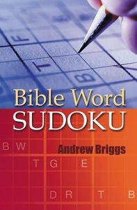 Bible Sudoko