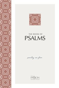 TPT Psalms: Poetry on Fire (Black Letter Edition) (2nd Edition)