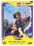Kids@Church 01: Sp1 Ages 3-5 Teachers Manual (Serious Play) (Kids@church Curriculum Series)