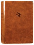 NKJV Spirit-Filled Life Bible Brown (Red Letter Edition) (Third Edition)