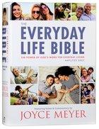 The Amplified Joyce Meyer New Everyday Life Bible