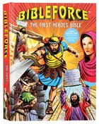 Bibleforce: The First Heroes Bible (Comic Style)