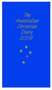 The Australian Christian Diary 2019 Blue