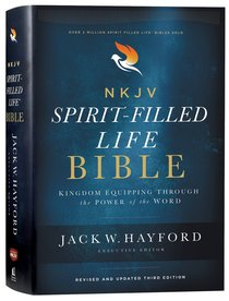 NKJV Spirit-Filled Life Bible Third Edition (Red Letter Edition)