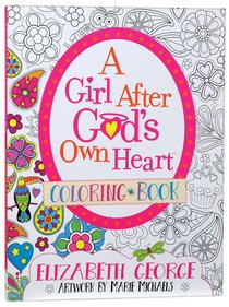 Colouring Book: A Girl After Gods Own Heart