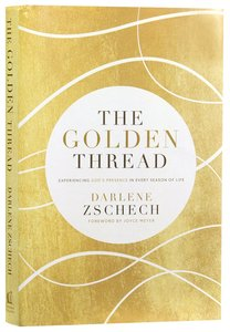 The Golden Thread: Overcoming Your Biggest Obstacles