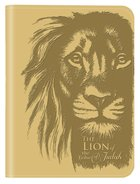 Leather Lux Journal: Lion of Judah
