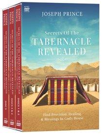 Secrets of the Tabernacle Revealed (5 Dvd Set)