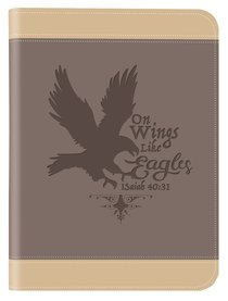 Leather Lux Journal: On Wings Like Eagles