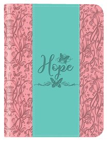 Leather Lux Journal: Hope
