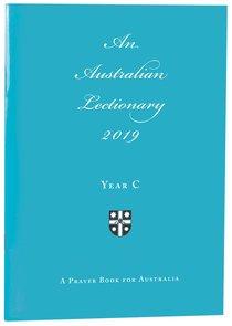 2019 Australian Lectionary Anglican Prayer Book For Australia (Year C)