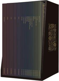 ESV Illuminated Scripture Journal New Testament Set (Black Letter Edition)