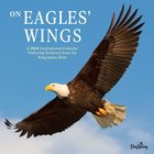 2019 Wall Calendar: On Eagles Wings