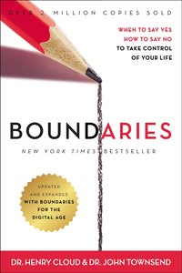 Boundaries: When to Say Yes, How to Say No to Take Control of Your Life (Unabridged, 9 Cds)