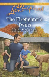 The Firefighters Twins (Love Inspired Series)