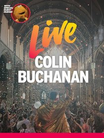 T COLIN BUCHANAN TOUR SYDNEY SOUTH WED 10TH OCT 2018 10:00AM GENERAL ADMISSION