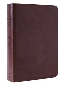 NASB New Inductive Study Bible Brown