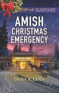 Amish Christmas Emergency (Amish Country Justice) (Love Inspired Suspense Series)