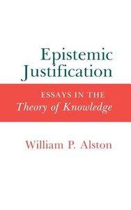 Epistemic Justification