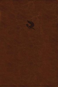NKJV Spirit-Filled Life Bible Brown Indexed (Red Letter Edition) (Third Edition)