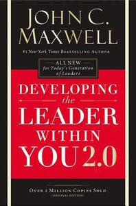 Developing the Leader Within You 2.0 (Unabridged, Mp3)