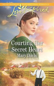 Courting Her Secret Heart (Prodigal Daughters) (Love Inspired Series)