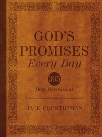 Gods Promises Every Day (365 Daily Devotions Series)