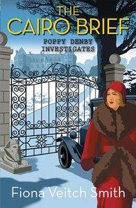 The Cairo Brief (#04 in Poppy Denby Investigates Series)