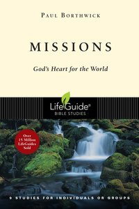 Missions (Lifeguide Bible Study Series)