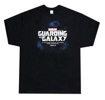 T-Shirt Guarding the Galaxy: Xlarge Black (Psalm 91)