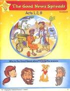 Dlc Kindergarten: Amazing N.T Heroes II Ages 5-6 (Student) (Discipleland Kindergarten, Ages 5-6 Series)