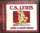 C. S. Lewis - Master Storyteller (Unabridged, CDS) (Christian Heroes Then & Now Audio Series)