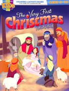 The Very First Christmas (Ages 8-10, Reproducible) (Warner Press Colouring & Activity Books Series)