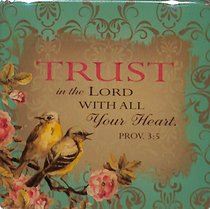 Meaningful Magnet: Trust in the Lord