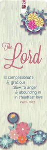 Tassel Bookmark: The Lord is Compassionate