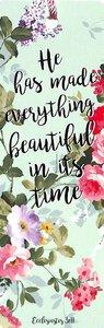 Tassel Bookmark: Everything Beautiful - Ecc 3:11